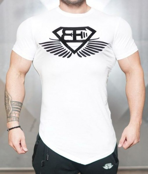 Engineered Life T-Shirt T 2.0 White Out - Body Engineers