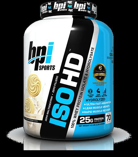 BPI Sports Iso HD 2200g
