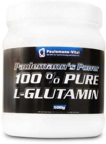 Paulemann-Vital 100% Pure L-Glutamin 500g