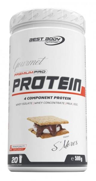 Best Body Gourmet Premium Pro Protein - 500g