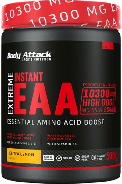 Body Attack Extreme Instant EAA - 500g Dose