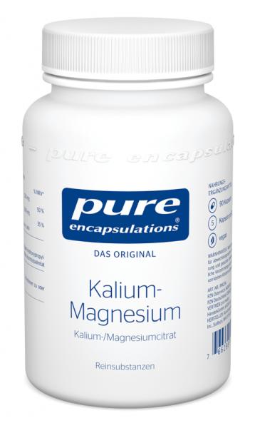 Pure Encapsulations Kalium - Magnesium - 90 Kapseln