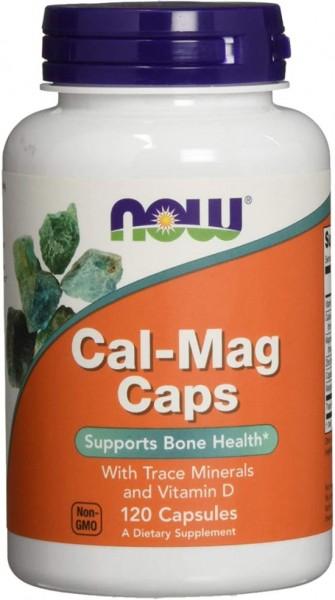 Now Foods Cal - Mag- Cap- 120 Kapseln