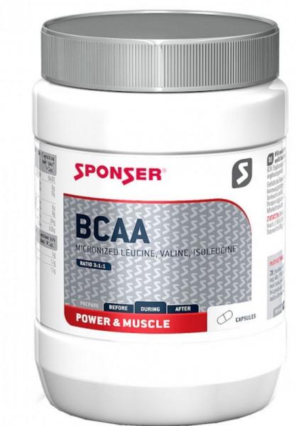 Sponser BCAA- 350 Kapseln