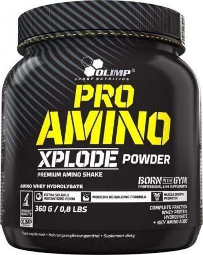 Olimp Pro Amino XPlode 360g Schoko