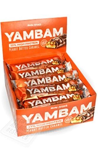 Body Attack YAMBAM Bar - 15 Riegel